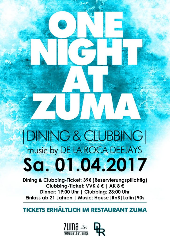One Night at Zuma